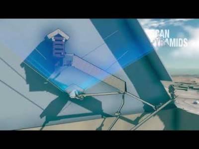 Los rayos cósmicos revelan una cámara secreta en la pirámide de Keops – HISTORICON