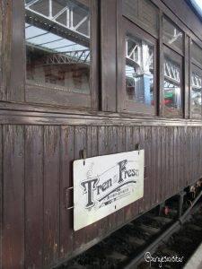 Tren De La Fresa - Parajes X Visitar
