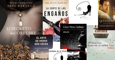 Carmen en su tinta: Mi resumen de noviembre 2017