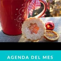 Agenda del mes de Diciembre - Munduky - munduky