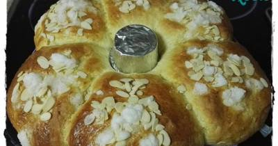 Roscón de Reyes Casero - Cocina Rocío