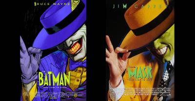Portadas de comics y carteles de película