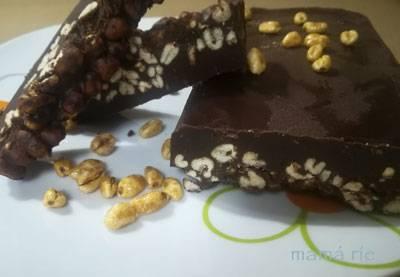 Turrón de Chocolate tipo Suchard, el crujiente espíritu de la Navidad en tu boca #CocinaFeliz