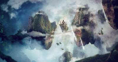 La fantástica escenografía de Avatar - Decorados Moya