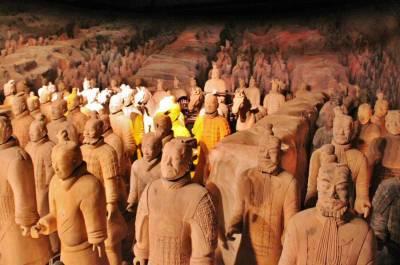 Magnífica exposición sobre los guerreros chinos de Xian – HISTORICON