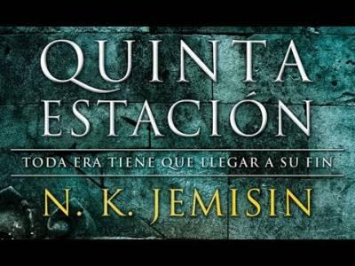 Reseña La Quinta Estación de N. K. Jeminsin