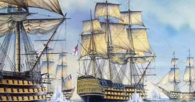 Cosas De Historia Y Arte: Desastres Navales: Hms Sussex