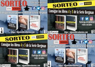 Dos Sorteos Serie Bergman | Algunos Libros Buenos