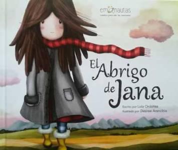 El Abrigo de Jana, un libro para niños precioso en todos los sentidos