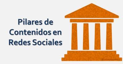 Pilares de Contenido en Redes Sociales [Infografía]