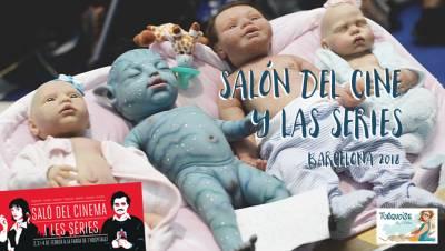 Reportaje Salón del Cine y las Series de Barcelona (vídeo) | Turquoise – Blog de Literatura