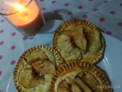 Cocina amor con Empanadillas de Manzana y Canela