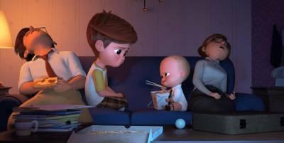 Crítica de la película El bebé jefazo