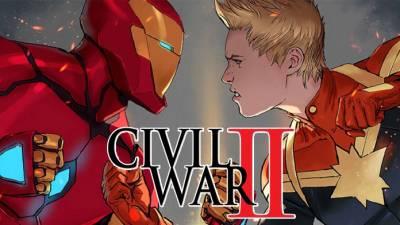 Reseñas Relámpago: Civil War II de Bendis y Marquez - Dynamic Culture