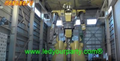 Robot Gigante para Fiestas