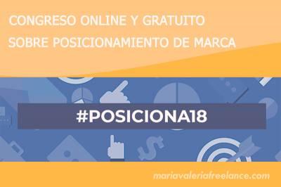 #Posiciona18 - Posicionamiento de Marca, un evento imperdible!