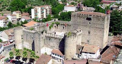 Cosas De Historia Y Arte: Castillos De Castilla: Castillo De Arenas De San Pedro
