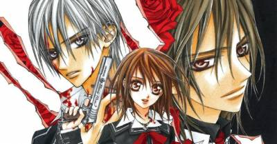 SofMlbw: Reseña Manga #1: Vampire Knight de Matsuri Hino (Tomo 1)