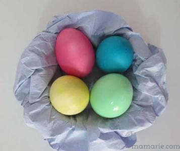 Cómo Vaciar y Pintar Huevos de Pascua para disfrutar de la Semana Santa desde casa