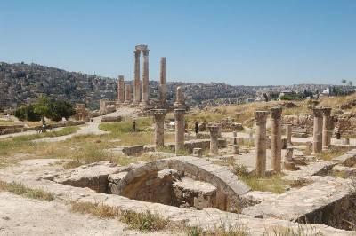 Jordania – Amman