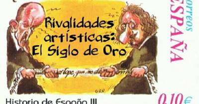 Letras Prestadas: Rivalidades artísticas: El Siglo de Oro