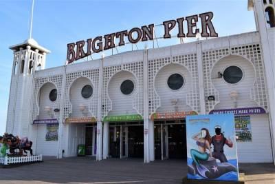 Que ver en Brighton en un día: Brighton Pier, Royal Pavilion. . .