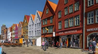 ¿Visitar Bergen en autocaravana? Sí, se puede y te explicamos cómo ;) - Geodogs On Road