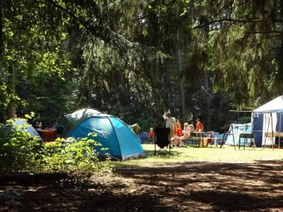 ¿Camping con #niños? Si o No #Aventuras #Familia