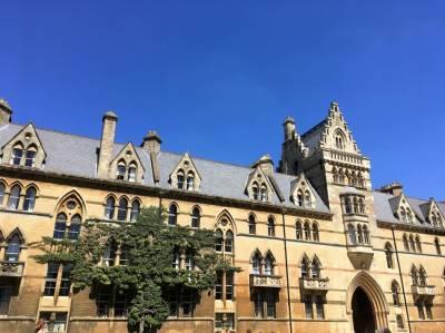 Un día en Oxford. Visitando la ciudad universitaria.