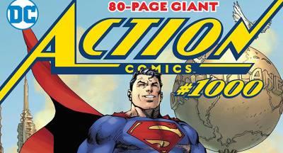 Action Comics 1000 – Feliz 80 cumpleaños, Superman | starsmydestination