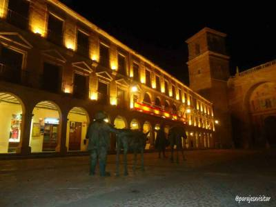 Pueblos Con Encanto De Ciudad Real - Parajes X Visitar