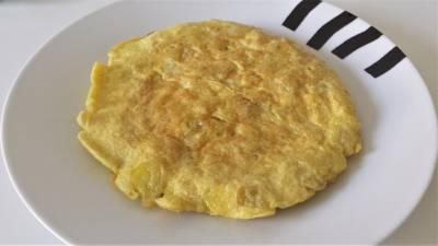 Receta de tortilla de patatas (Spanische Kartoffel Tortilla) | Kartoffel Tortilla