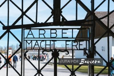 Visita al Campo de Concentración de Dachau | mi mondo express