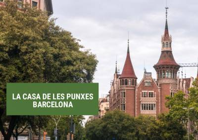 Casa de les Punxes, modernismo en Barcelona - Los viajes de Margalliver
