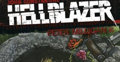 El Blog Del Chacal (Críticas Y Reseñas): Hellblazer: Peter Milligan (3) Y Batman (Barro Y Abducción)