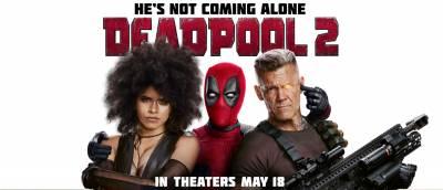 Deadpool 2 – Ociosos Anónimos