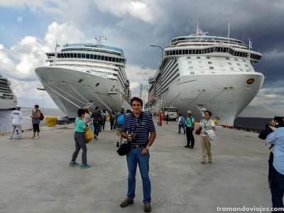 Todo sobre cruceros - Información de primera mano - Tramando Viajes