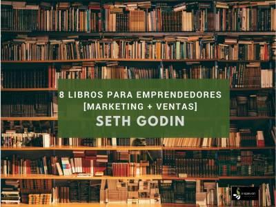 8 Libros para Emprendedores y Marketeros que debes leer para vender más