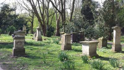 El Überwasserfriedhof de Münster | Kartoffel Tortilla