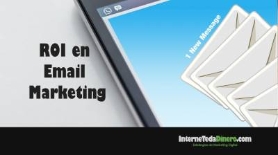 ROI en Email Marketing | Marketing Digital Colombia