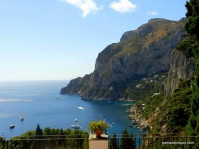 Capri - La joya de la Costa Amalfitana - Tramando Viajes