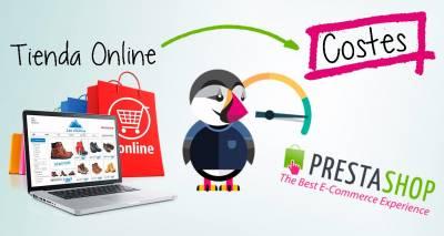 Principales Costes de una Tienda Online con Prestashop