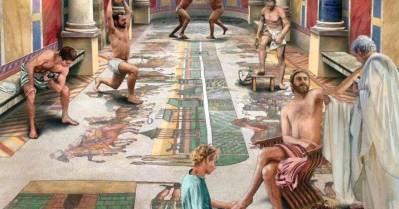 Gladiatrix ,antigua roma: Diversiones privadas de los romanos.