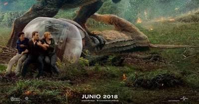 El Vuelo Del Yobirou: Crítica: Jurassic World: El Reino Caído