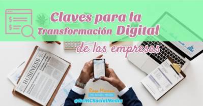 Claves para la Transformación Digital de las Empresas - MC Social Media
