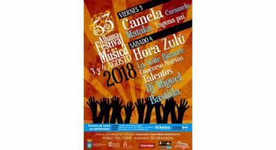 Alhama Festival 2018 - Festivales de música en Granada