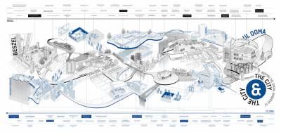 Reseña La ciudad y la ciudad de China Miéville