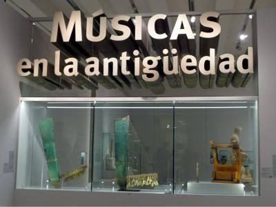 ▷ Exposición 'Músicas en la Antigüedad' en CaixaForum Madrid