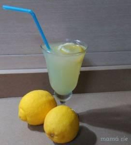 Granizada de Limón, así se hace una buena limonada para combatir el calor #CocinaFeliz #CocinaconNiños