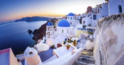 Santorini o la magia de las Islas Griegas